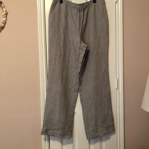 Jones New York Pants - Jones New York Sport Linen Pants